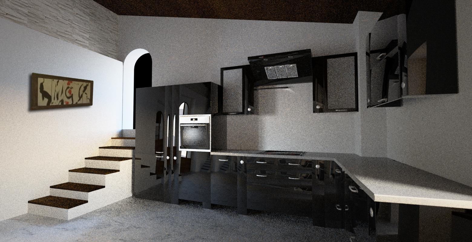 vista-cucina-laccata