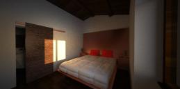 Vista letto