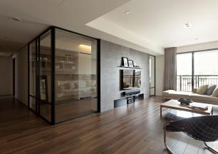 Interior-glass-doors